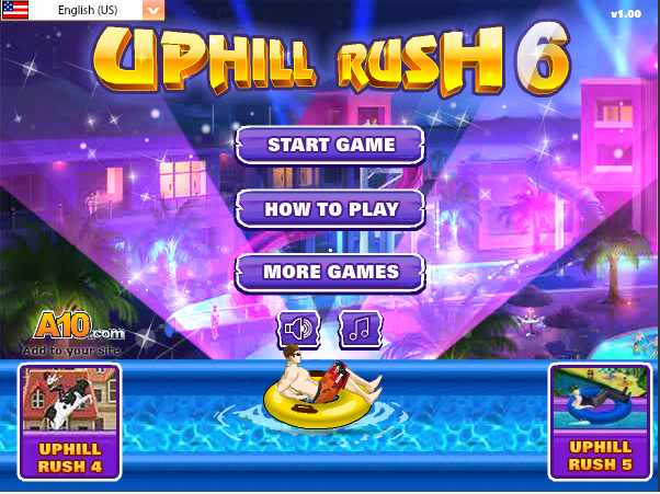Game Uphill Rush 6
