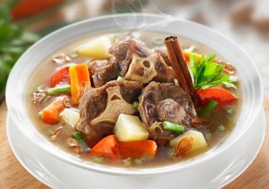 Resep dan cara membuat soto daging sapi
