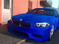 BMW M5 F10 - ETS2 V1.33