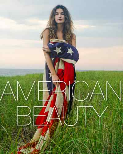 American Beauty: A Tribute to the Women Who Symbolize Our Country Today
