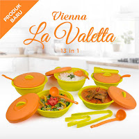 Dusdusan Vienna La Valetta Set of 13 In 1 ANDHIMIND