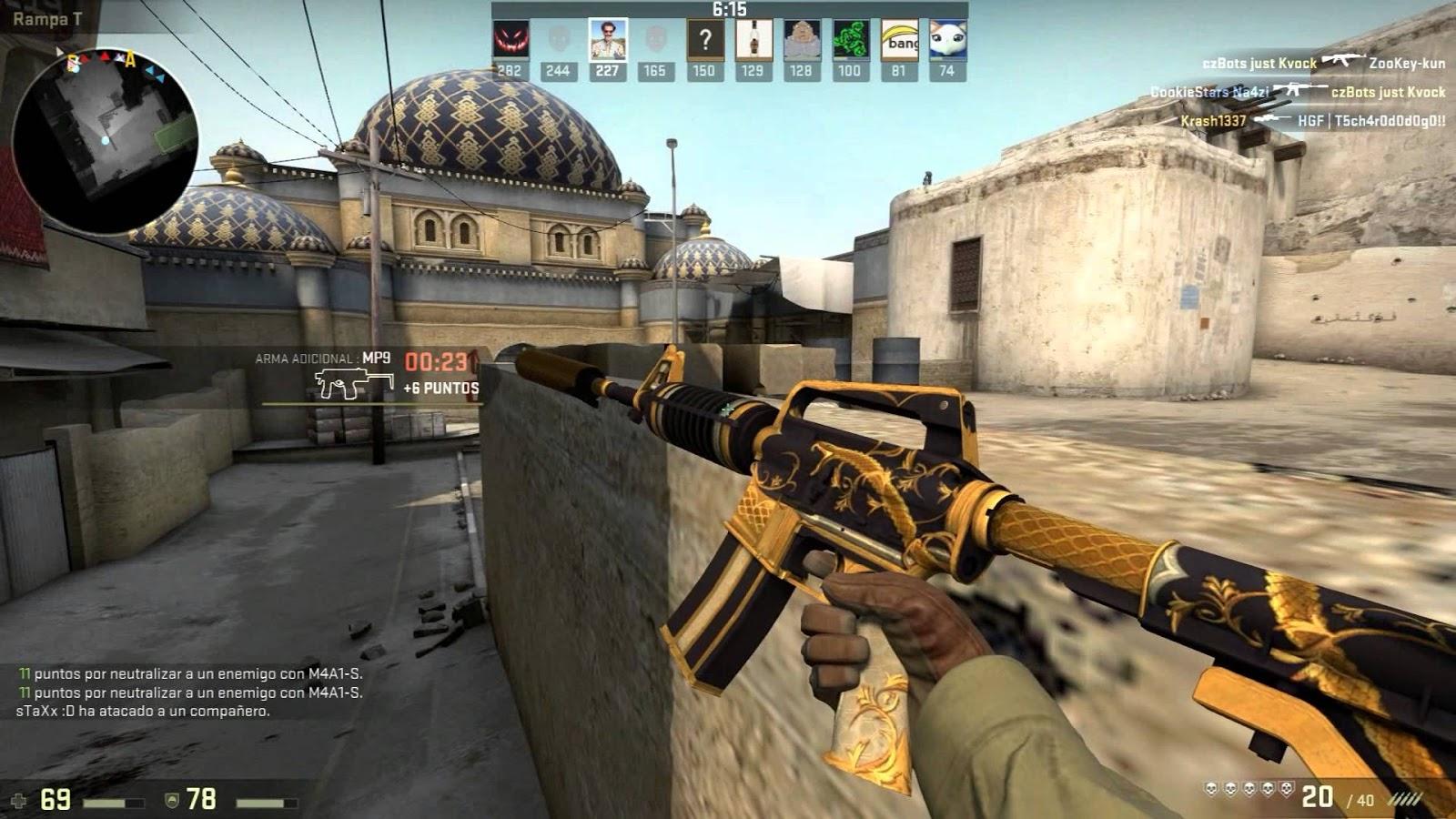 لعبة Counter Strike GO متاحة الآن بشكل مجاني و قانوني مع نمط Battle Royal
