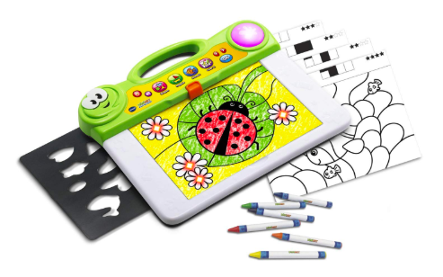 Light Up Drawing Board Coloring Page | Love That Max Toys And Gifts For Kids And Teens With Disabilities