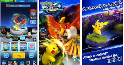 Pokemon Duel Mod Apk | aqilsoft