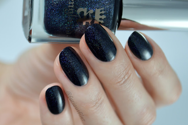 swatch holo a england russian soul dark blue