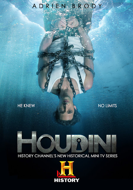 Houdini (2014-) ταινιες online seires oipeirates greek subs