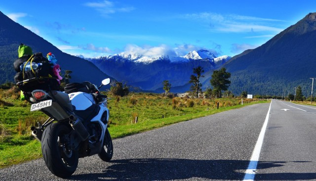 0f64c1125 Ride into the majestic mountains of New Zeland with the wind in your face  and a pack of ponies at your back.
