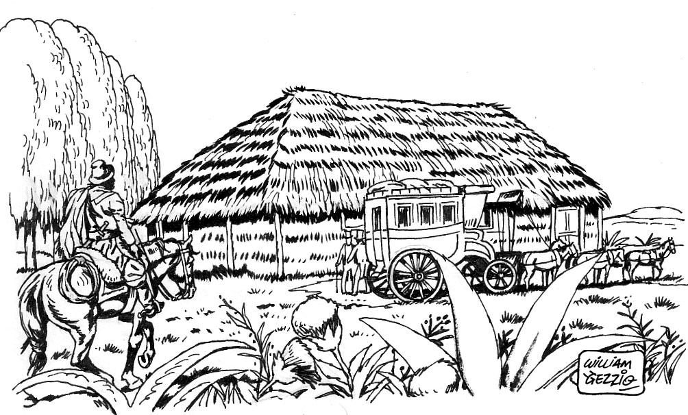 Mi mundo dibujado: Ilustraciones históricas