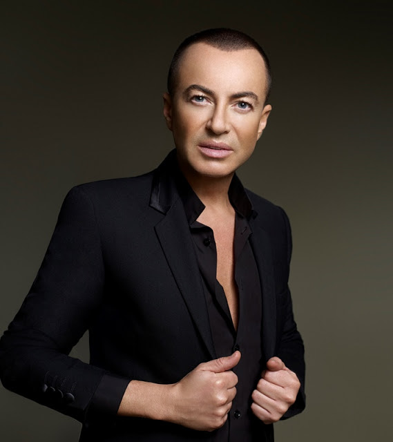Julien Macdonald, Iconic British fashion designer