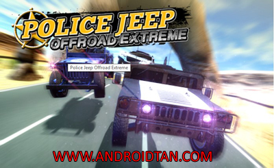 Download Police Jeep Offroad Extreme Mod Apk v1.0.1 Unlimited Money Terbaru 2017