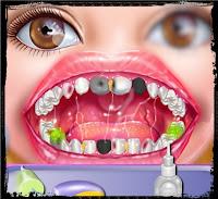 العاب طبيب اسنان