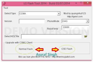 flash LG Lucid 3