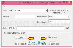 Guide To Flash LG G2 D801 / D802 / D802T / D803 / VS980 / VS985 with Stock ROM using LG Flash Tool (KDZ method).