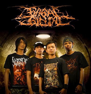 Gagal Ginjal Band Death Metal Nganjuk Jawa Timur Foto Logo Artwork Images Wallpaper