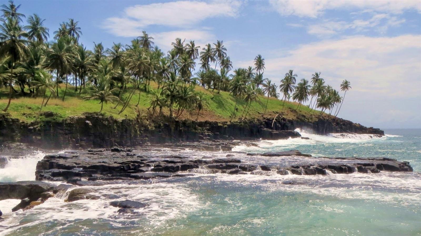 Bill's Excellent Adventures: São Tomé & Príncipe