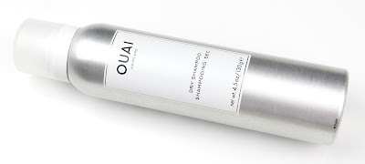 beauty travel essentials dry shampoo ouai haircare