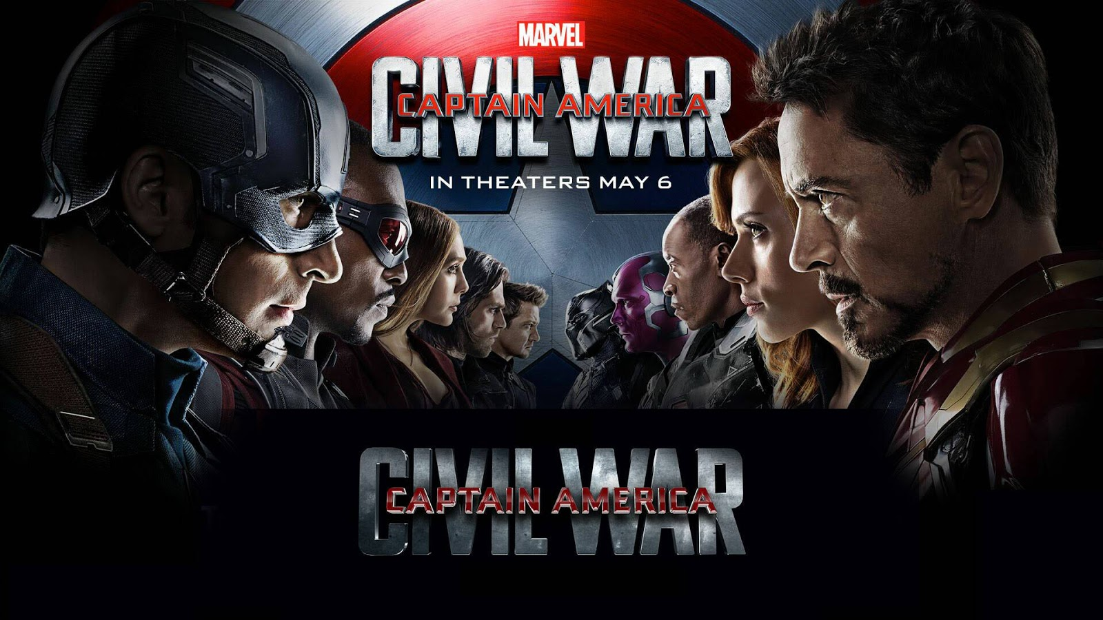 Captain America Civil War 2016 English Movie Download Free HD DVDrip
