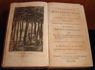 Sir William Johnsons Bookshelf: Millenium Hall