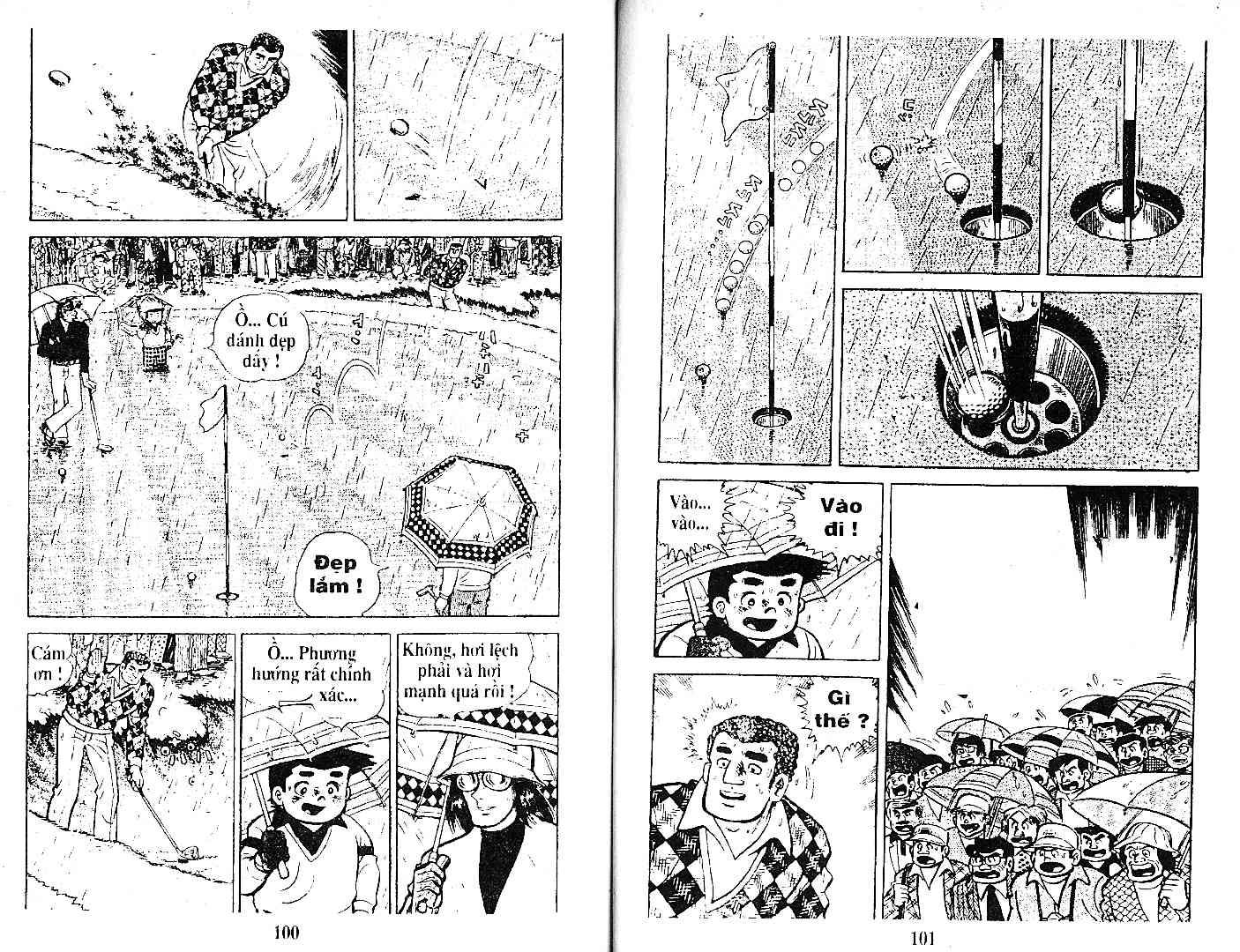 Ashita Tenki ni Naare chapter 27 trang 49