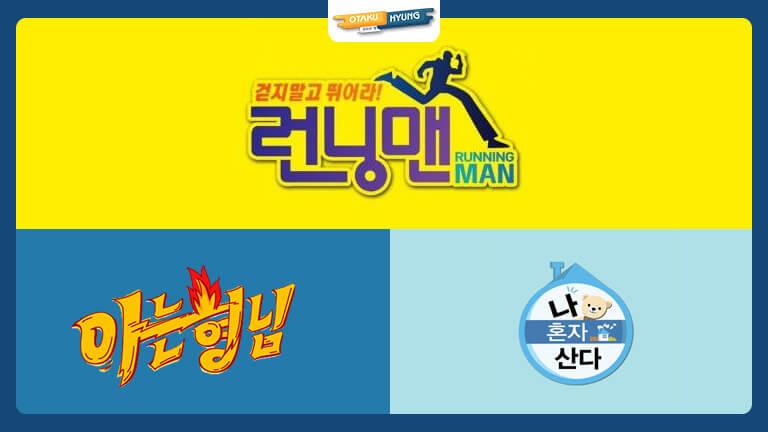 Variety Show Korea Terbaik yang Wajib Kalian Tonton