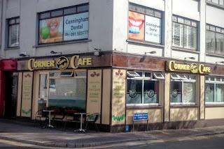 Corner Cafe Galway Menu