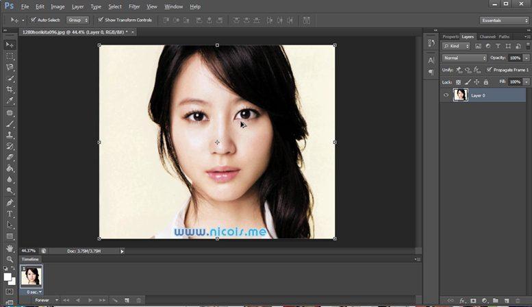 Cara Membuat Gambar Sketsa Sketch Effect Dengan Adobe Photoshop