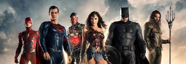 La Liga de la Justícia de DC, se estrenará en noviembre de 2017