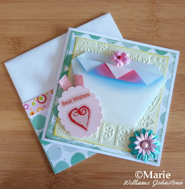 Cupcake origami birthday greetings card handmade design instructions tutorial how to craft paper crafting