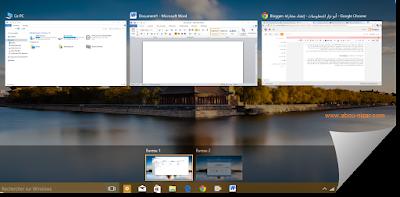 كل ما تريد معرفته حول النظام الجديد ويندوز 10 مع روابط مباشرة للتحميل