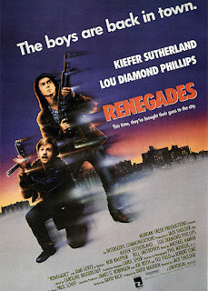 """Renegaci"" (1989), reż. Jack Sholder. Recenzja filmu."