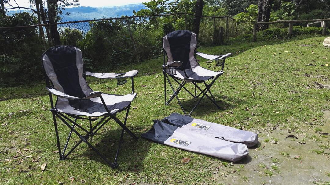 Corotera digital sillas de camping o playa - Silla de pescar ...
