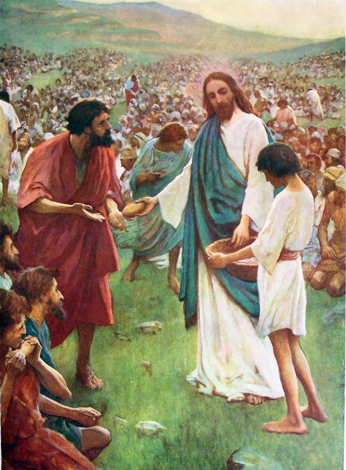 Vui Học Thánh Kinh CN 17 TN B