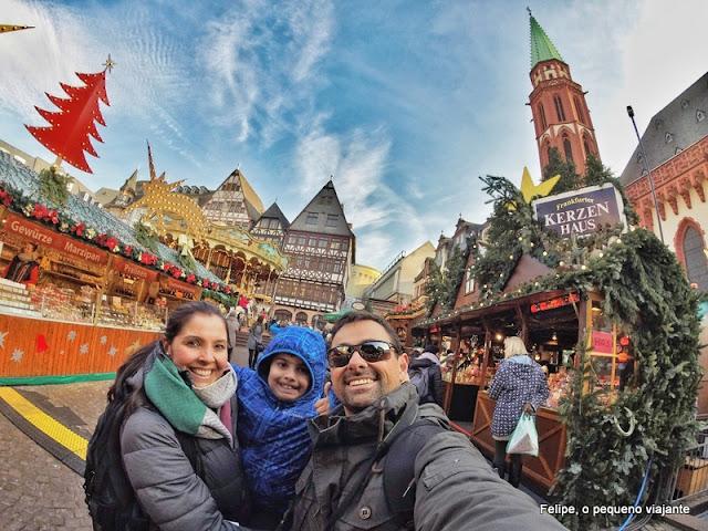Mercados de Natal na Europa