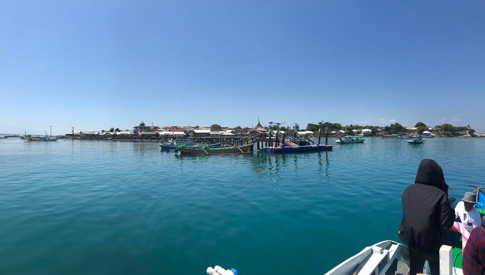 Pulau Bugis Lombok