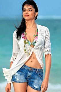 Deepika Padukone Sexy Navel Show