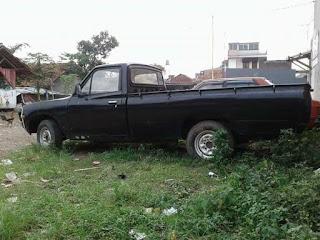 Dijual Pickup Retro Datsun 620 Surat Komplit Gan