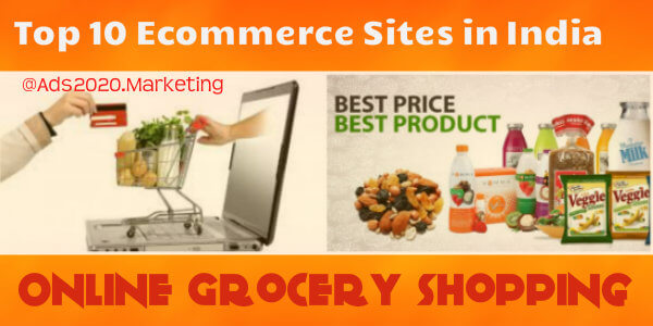 Best sites for online shopping india