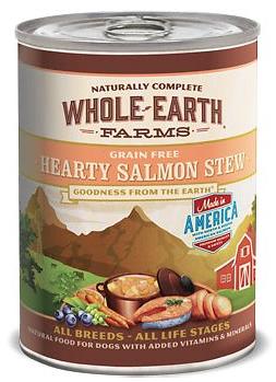 Natural Balance Salmon And Sweet Potato Review