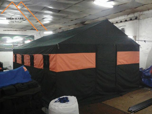 Tenda - Standar - Family - TNI