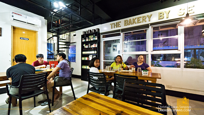 The Bakery By S. E. Zambales Food Trip