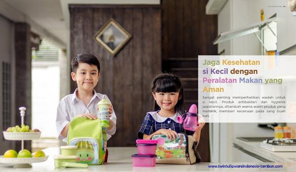TULIP KIDS - Katalog Twin Tulipware 2017