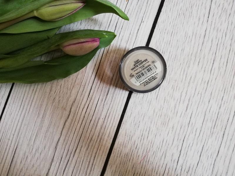 Annabelle Minerals cień do powiek White Coffee
