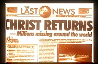 the news of christian rapture