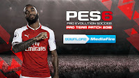PATCH TEAM PRO PES6