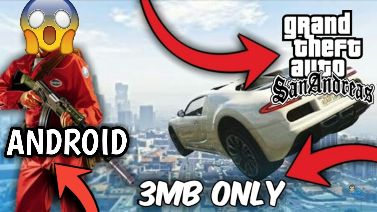 Download Gta Sa Android Highly Compressed 3mb