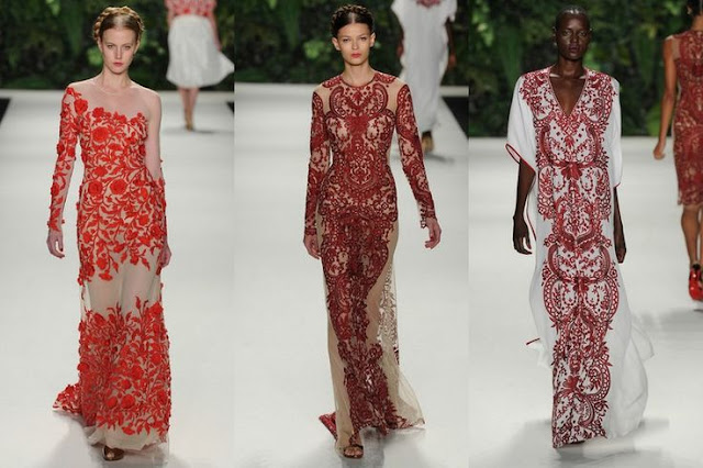 Naeem Khan Spring 2014 Colection