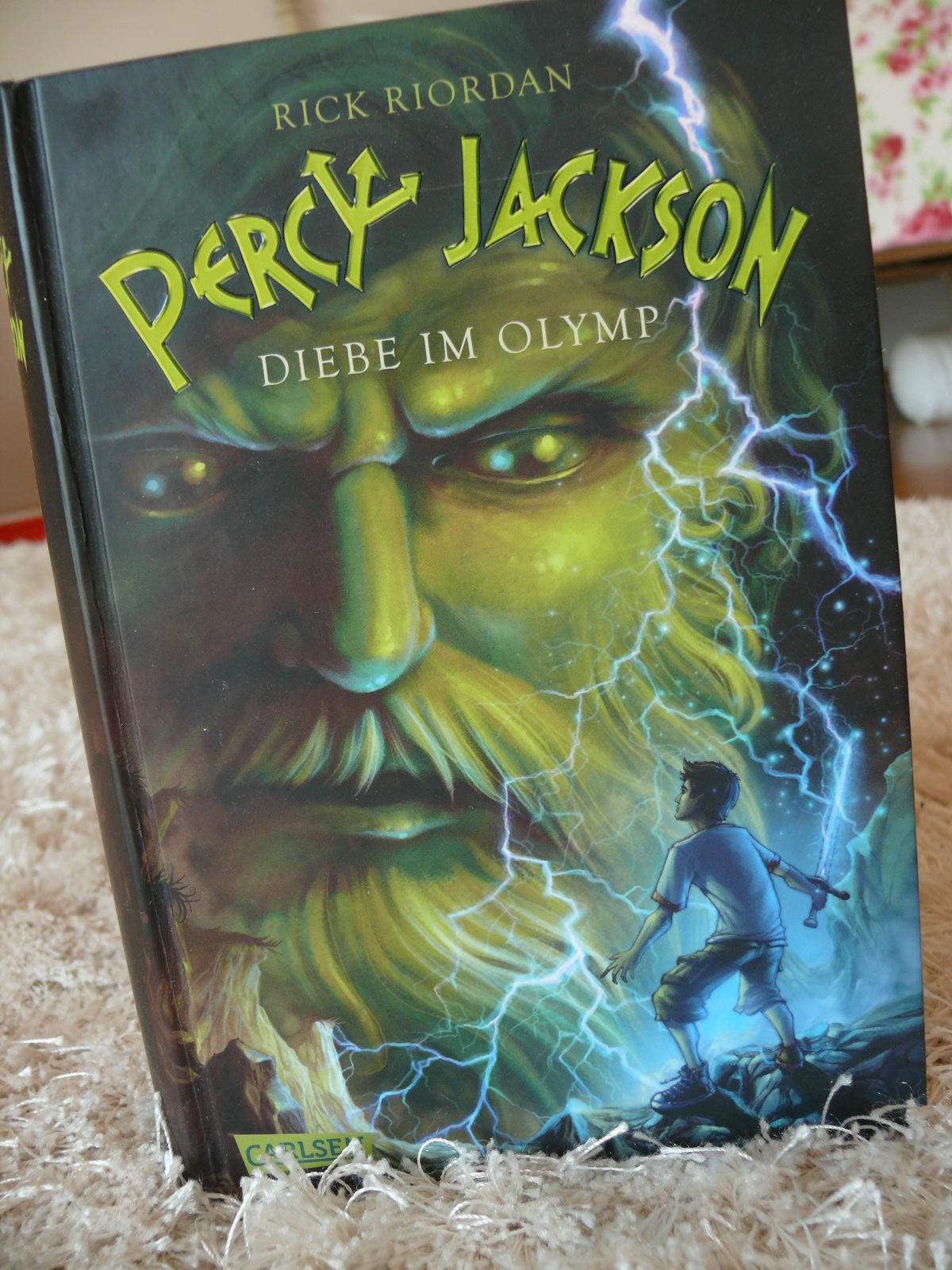good service elegant shoes official shop Wordworld: Percy Jackson - Diebe im Olymp