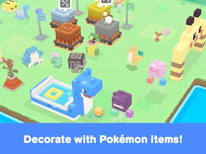 لعبة Pokemon Quest بوكيمون كويست