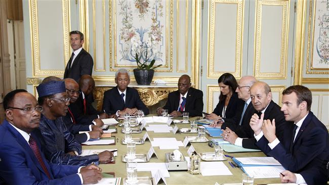 African, European leaders meet in Paris to discuss migrant crisis