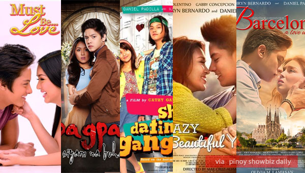 All Five KathNiel movies have collectively earned P1 Billion, OMG!
